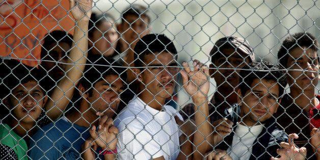 Στη Μυτιλήνη νέο περιστατικό συμπλοκής μεταναστών σε hot spot με έναν σοβαρά τραυματία από