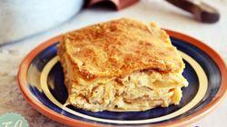 Η «νησιώτισσα» πίτα: Κρεμμυδένια ή Καλασούνα