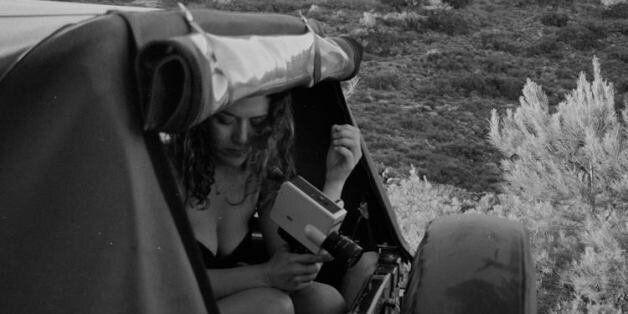 Μαρίλη Κωνσταντινοπούλου: Φωτογραφίζοντας τις αλυκές τις Ν.