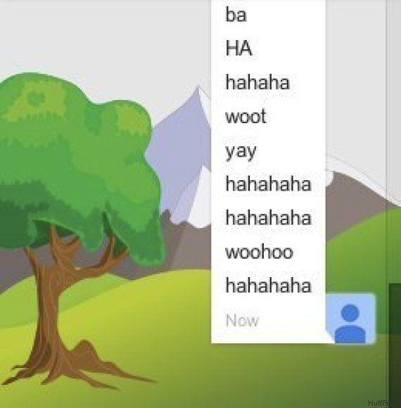 Αν πληκτρολογήσετε αυτές τις λέξεις στο Gchat θα σας περιμένει μια ευχάριστη