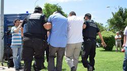 Έξι Τούρκοι δικηγόροι αυτόκλητοι μάρτυρες κατηγορίας στη δίκη των Τούρκων
