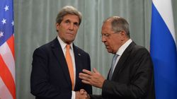 Συνάντηση Λάβροφ-Κέρι για μια στρατιωτική συνεργασία Ρωσίας-ΗΠΑ στη