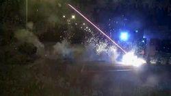 Πεδίο μάχης, Άγκυρα: Βίντεο από τις αεροπορικές επιθέσεις στο προεδρικό μέγαρο και τα κεντρικά των μυστικών