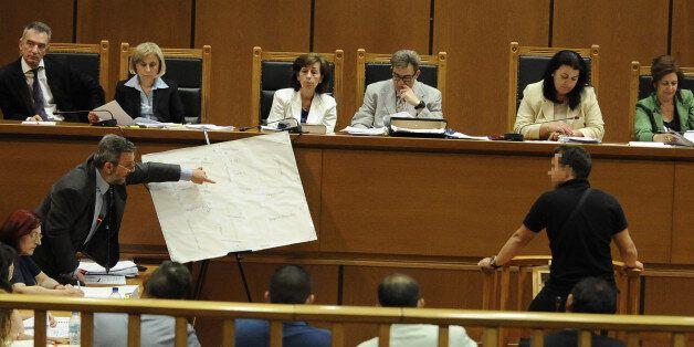 Δίκη Χρυσής Αυγής - Μάρτυρας: Ο Ρουπακιάς δήλωσε