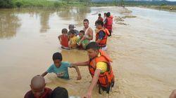 Νεπάλ- Ινδία: Τουλάχιστον 90 νεκροί από τις πλημμύρες. 2 εκατομμύρια άνθρωποι εγκατέλειψαν τις εστίες