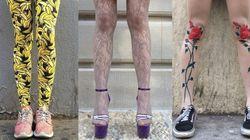 Τα πιο εντυπωσιακά γυναικεία πόδια της Νέας Υόρκης συγκεντρώθηκαν σε ένα