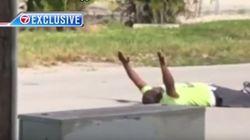 Νέο βίντεο με αστυνομικούς να ανοίγουν πυρ εναντίον άοπλου Αφροαμερικανού που κείτεται στο