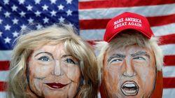 Κερδίζει έδαφος ο Τραμπ. Μάχη στήθος με στήθος Ρεπουμπλικανών-Δημοκρατικών δείχνουν οι