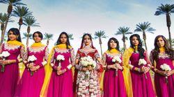 Αυτές οι 29 φωτογραφίες ινδικών γάμων θα βάλουν χρώμα στη ζωή