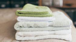 Γιατί οι πετσέτες μυρίζουν περισσότερο το