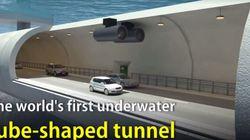 Σχέδια για κατασκευή του πρώτου πλωτού υποθαλάσσιου τούνελ του κόσμου στη