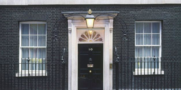 Europe, Great Britain, England, London, 10 Downing