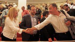 Διαφωνίες στο πόρισμα για την κεντροαριστερά, Γεννηματά και Θεοδωράκης, προχωρούν το Φθινόπωρο στην εκλογή