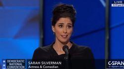 Sarah Silverman προς σκληροπυρηνικούς οπαδούς Bernie: «Είστε