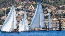 Σπέτσες: H regatta, η αύρα, το