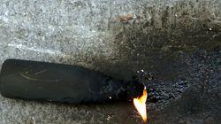 Επίθεση με μολότοφ κοντά στο σπίτι του Αλέκου