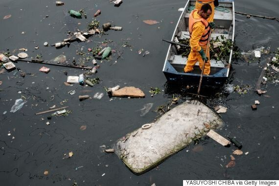 Ολυμπιακοί Αγώνες 2016: Σκουπίδια, περιττώματα και πτώματα στα νερά του
