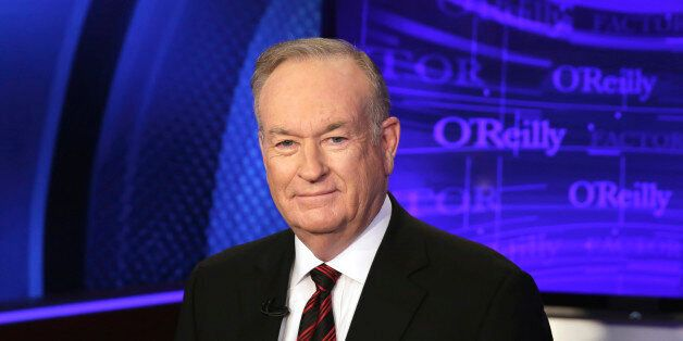 FILE - In this Oct. 1, 2015 file photo, Bill O'Reilly of the Fox News Channel