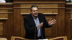 Αντιπαράθεση Καμμένου – ΝΔ στη Βουλή για την αξιοποίηση της περιουσίας των Ενόπλων
