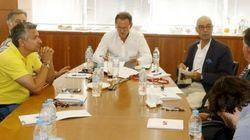 Πανόπουλος: «Μόνο έρωτα δεν κάναμε με την ΕΠΟ