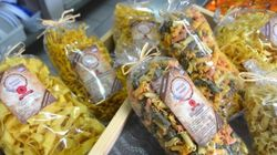 Αφιέρωμα στην Κέρκυρα: Η ιστορία της βιοτεχνίας Pasta Corfu που ξεκινά από το