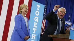Ο Μπέρνι Σάντερς επισήμως στηρίζει τη Χίλαρι Κλίντον για την προεδρία των