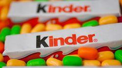 ΜΚΟ καταγγέλλει ότι στις μπάρες σοκολάτας Kinder περιέχονται δυνητικά καρκινογόνες