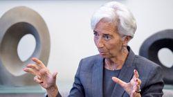 Λαγκάρντ: Η εμπειρία του ΔΝΤ δεν ήταν επιτυχημένη ούτε για την Ελλάδα, ούτε για τους
