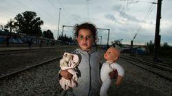 Οι κάτοικοι της Πρέσπας «αγκάλιασαν» τους πρόσφυγες που συνελήφθησαν προσπαθώντας να περάσουν τα