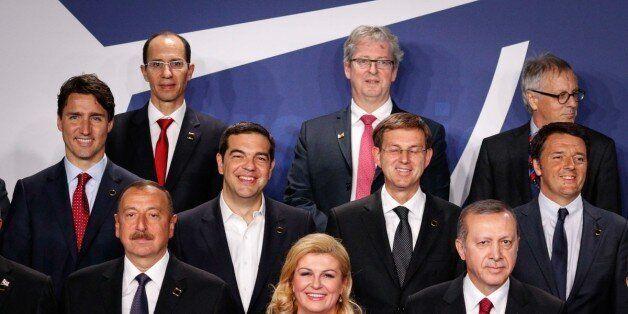 Όταν ο Τρουντό μιλούσε στον Τσίπρα στα ελληνικά και ο Ομπάμα τους έλεγε για τη σύνταξή