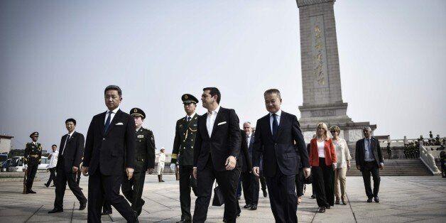 Το ελληνικό επιχειρηματικό δαιμόνιο κερδίζει την Κίνα - Οι Έλληνες που συνόδεψαν τον Τσίπρα στο