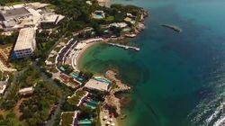 Αθηναϊκή Ριβιέρα: Το «Grand Resort Lagonissi» από