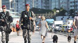 Βραζιλία: Στους δρόμους 3.000 στρατιώτες για την ενίσχυση της ασφάλειας των Ολυμπιακών