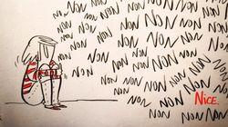 Όταν τα σκίτσα «μιλούν» για την τραγωδία της