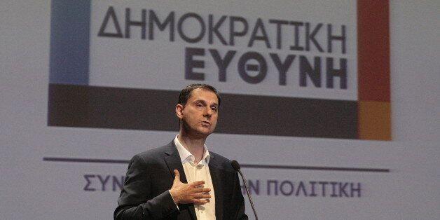 «Δημοκρατική Ευθύνη» ο νέος πολιτικός φορέας από τον Χάρη