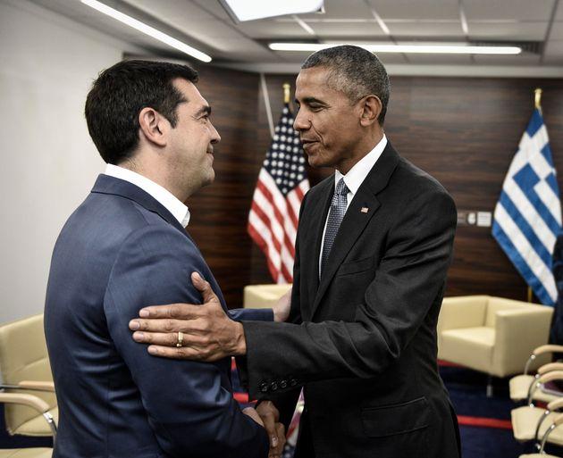 Συνάντηση Ομπάμα - Τσίπρα με χρέος και προσφυγικό στο επίκεντρο. Μηνύματα Ομπάμα στους