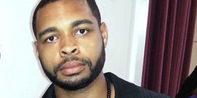 This undated photo posted on Facebook on April 30, 2016, shows Micah Johnson, who was a suspect in the...
