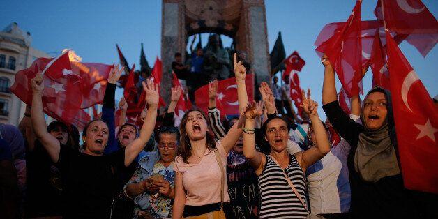 Τουρκία: Μια τριχασμένη