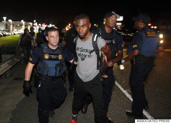 Εκατοντάδες συλλήψεις σε ειρηνικές συγκεντρώσεις για την αστυνομική βία στις