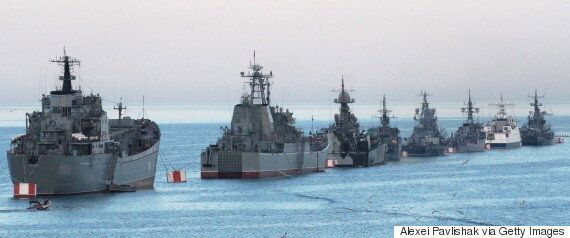Η ναυτική ισορροπία ισχύος στη Μαύρη Θάλασσα: Αύξηση των πολεμικών σκαφών στην