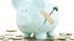 Μικρά έσοδα για το Δημόσιο από το «μπαράζ» κατασχέσεων τραπεζικών