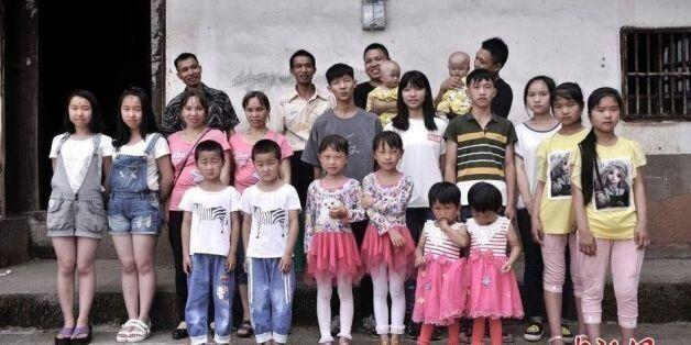 Γιατί σε αυτό το απομακρυσμένο χωριό στη Κίνα γεννιούνται τόσα πολλά