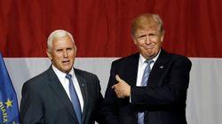Ο Τραμπ κατέληξε: Ο Μάικ Πενς θα είναι ο υποψήφιος αντιπρόεδρός