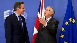 Η ΕΕ αποχαιρετά τον Ντέιβιντ
