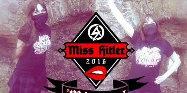 Η «Μις Χίτλερ 2016» θέλει να πετάξει την Άνγκελα Μέρκελ σε ένα καταυλισμό και να τη σκοτώσουν τα «κατοικίδιά»