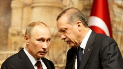 Τηλεφωνική επικοινωνία Ερντογάν-Πούτιν. Πρόσκληση για