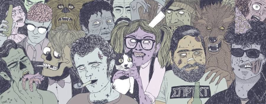 Το illustration στην Ελλάδα: 4 εικονογράφοι μας μιλούν για τη δουλειά τους και την «παρεξηγημένη» τέχνη