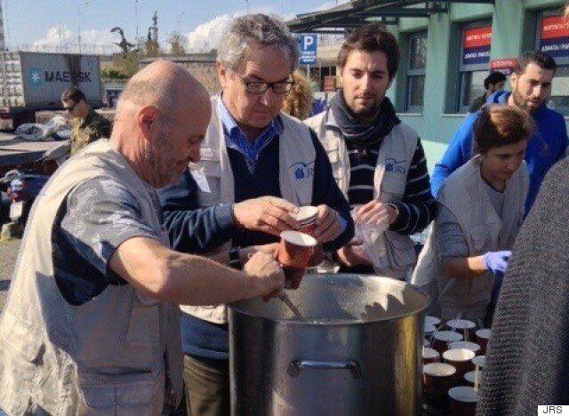 Jesuit Refugee Service. Οι σύγχρονοι Ιησουίτες για τους απανταχού