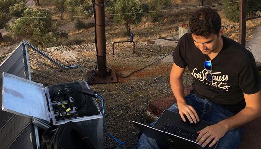 Disaster Tech Lab: Ίντερνετ στους