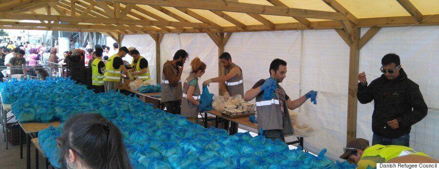 Danish Refugee Council: Από τη Δανία στην Ελλάδα για τους πρόσφυγες με πάνω από 100 άτομα